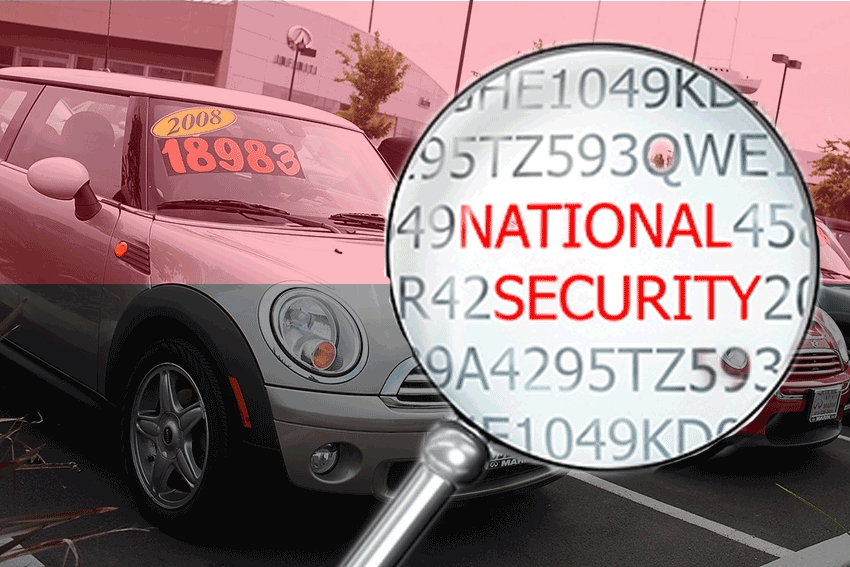 Dealer Guidance On The Specially Designated Nationals Regulations