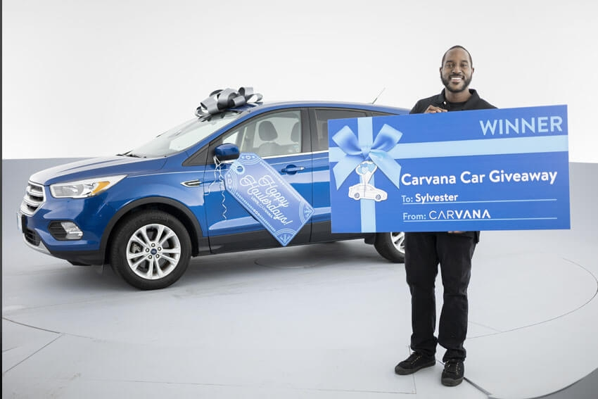 Carvana Gives Free Cars to 21 Employees