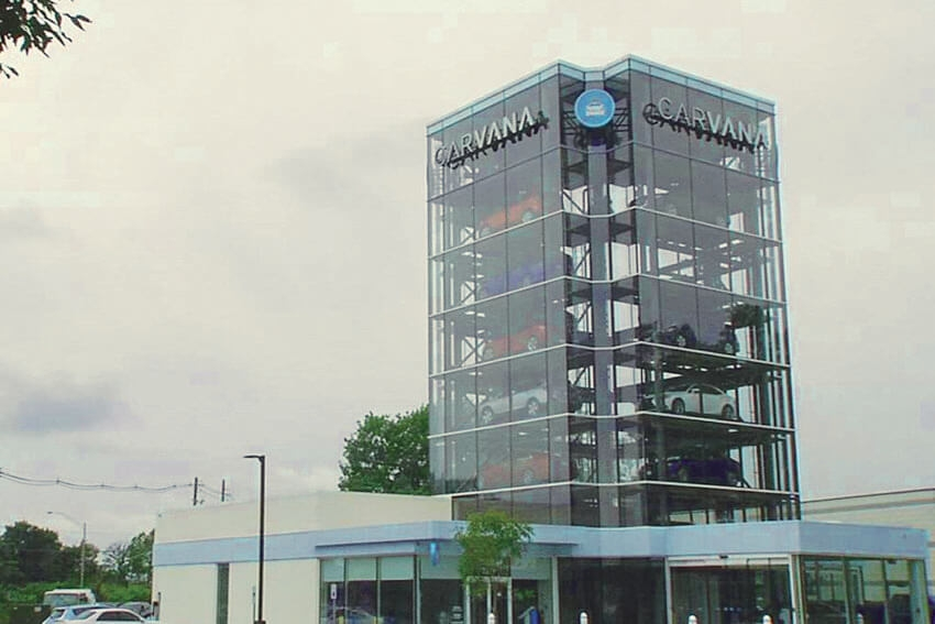 Carvana Adds Louisville Store