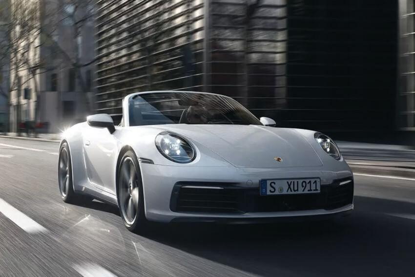 Porsche Introduces Single-Vehicle Subscriptions