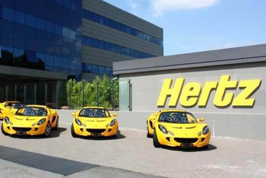 Hertz Sees Revenue Boost