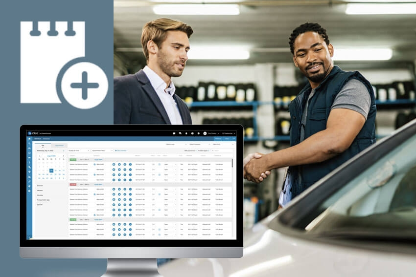DealerSocket Launches Service Scheduler