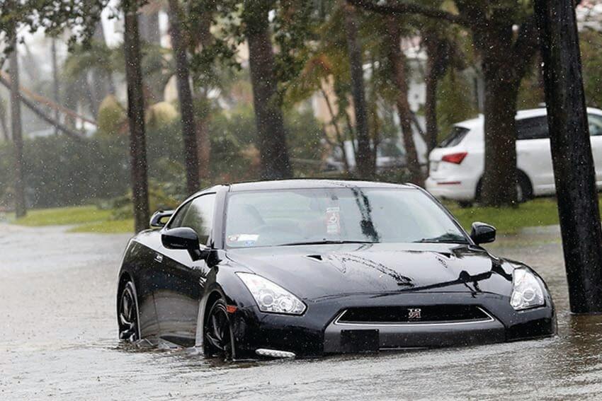 Carfax Warns of Flood-Damaged Cars
