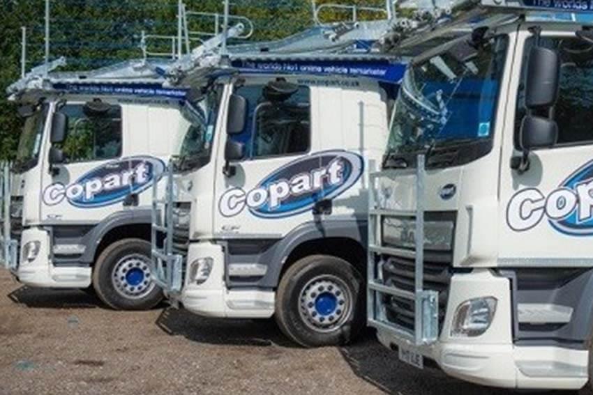 Copart Reports Q1 Financials