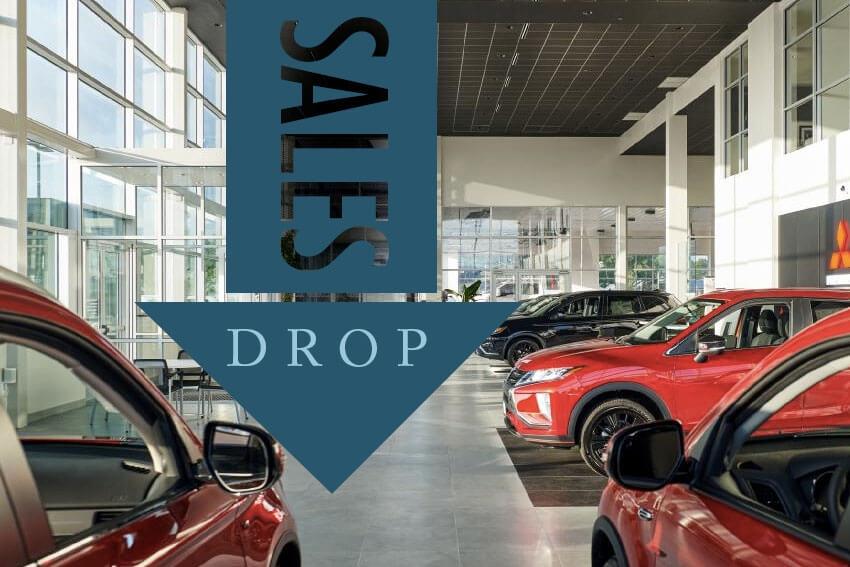 Mitsubishi Sales Dip in 2020
