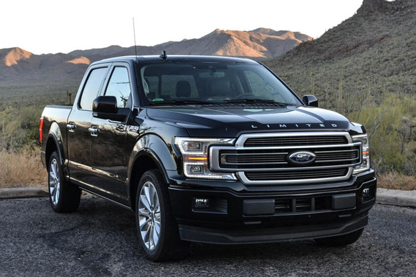 F-150 Tops Most-Searched List