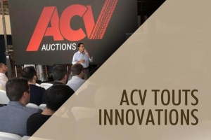 ACV Touts Innovations
