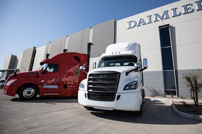 Daimler Trucks Receives $30 Million Penalty