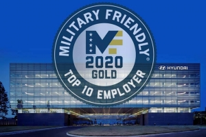 Automaker Receives Military-Friendly Honor