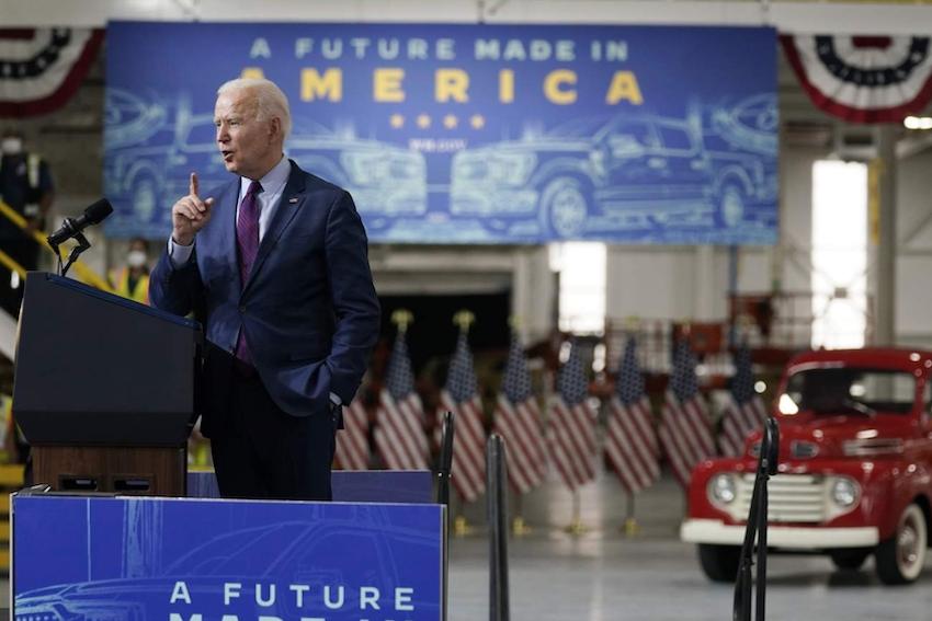 Biden's Goal to Electrify the U.S gets Green Light