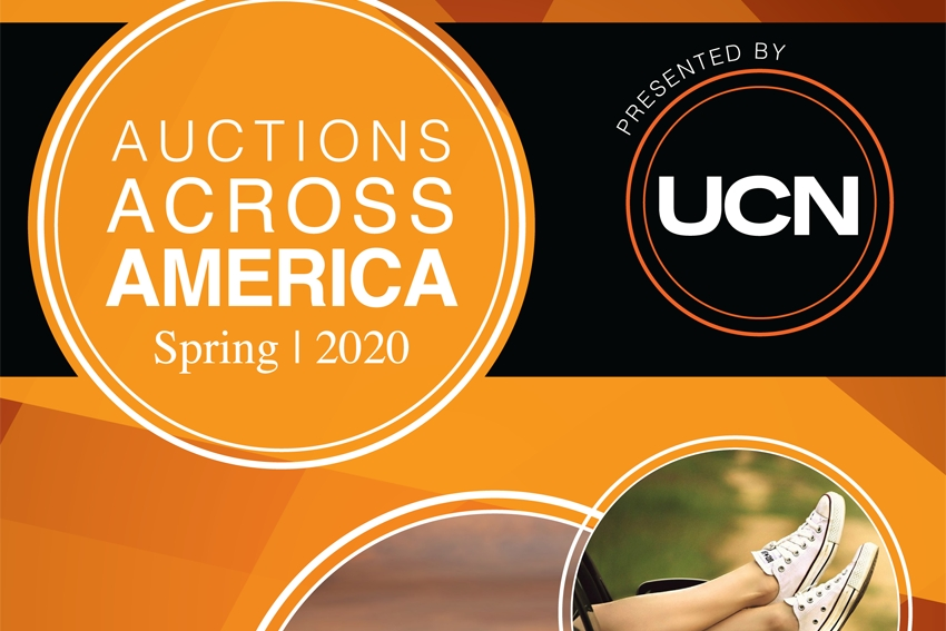 Auctions Across America Spring 2020
