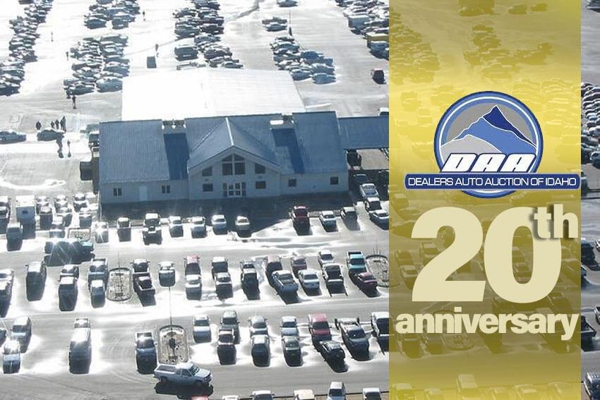 Idaho Auction Marks 20th Anniversary