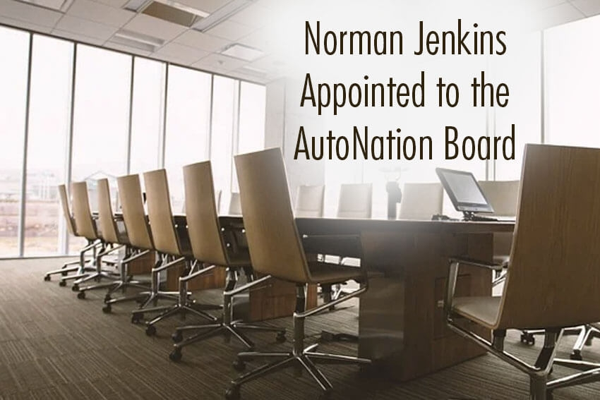 AutoNation Names New Board Member