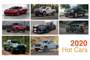 Autotrader Names 10 'Hot' Cars
