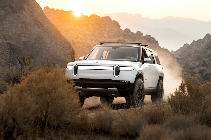 Rivian Selects Chase for Digital-First Financing